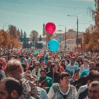 Парад 9 мая :: Никита Семёхин