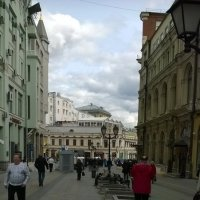 Москва.Центр. :: Мила