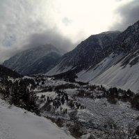 В горах Тянь-Шаня :: Михаил Сергеев