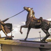 Памятник. :: Наташа
