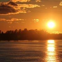 Майский закат :: Tasha