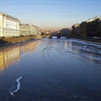 Первый лёд... :: Александр Яковлев