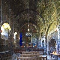 Ованаванк, молельный зал восточной часовни, 12в. :: M Marikfoto