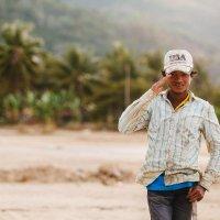 Салют, Вьетнам! :: Денис Пострыгайло