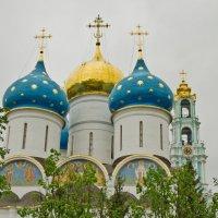 Успенский собор и колокольня. :: Виктор Евстратов