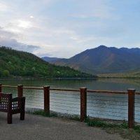 Озеро Кварели :: Наталья Джикидзе (Берёзина)