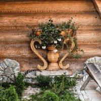 Сколько текстуры в одном месте! :: Виктор Никаноров