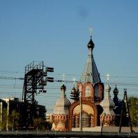 Собор в Гордеевке :: Лебедев Виктор