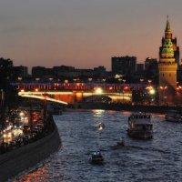 Московские вечера :: sergej-smv