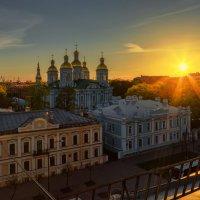 Никольский перед закатом :: Владимир Колесников