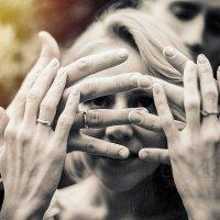 Руки :: Ежъ Осипов