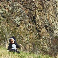 Маленький в большом мире :: Камилла Демидова