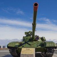 танк Т-64 :: Алена Дегтярёва