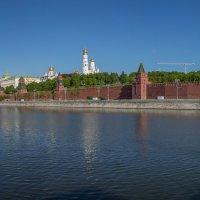 2 часа свободного времени. Прогулка по Москве. :: Дмитрий Гортинский