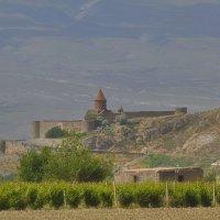 Монастырь крепость Хор Вирап :: M Marikfoto