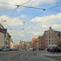 Augsburg, Maxsimilianstrasse :: Galina Dzubina