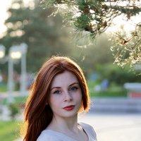 Солнечная Иринка :: Alexander Varykhanov