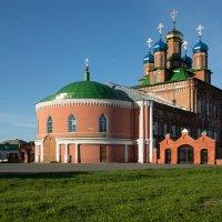 Спасо-Преображенский собор 1724-1731гг Усолье :: Sergey Apinis
