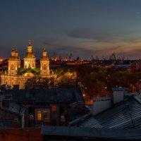 Никольский ночью :: Владимир Колесников