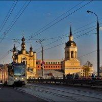 городские зарисовки, Москва :: Дмитрий Анцыферов