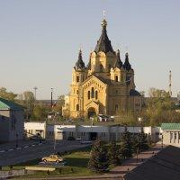 Н.Новгород собор Александра Невского :: Михаил