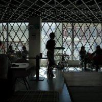 в кафе :: Лидия кутузова