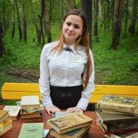 Приглашение в читательский клуб :: Валерия (ЛеКи) Архангельская