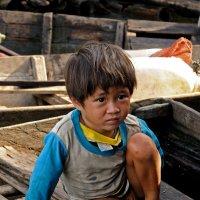 Босоногое детство... :: Виктор Льготин