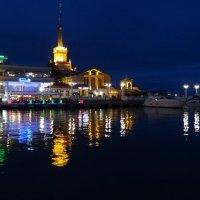 Чёрные ночи в городе Сочи... :: СветЛана D