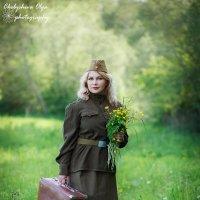 весенняя :: Ольга Челышева