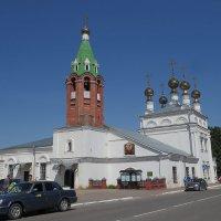 Свято-Вознесенский Кафедральный собор,1729г. :: Сергей Цветков