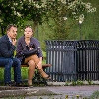 Весенние встречи :: Pavel Kravchenko