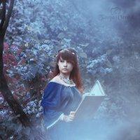 В призрачном лесу :: Таня Вереск