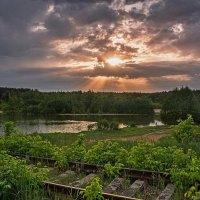 Пейзаж :: Александр Тулупов