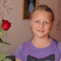 Таня :: Елена Сонцева