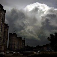 Городская стихия... :: Андрей Войцехов