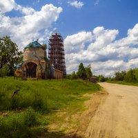 Возрождение храма :: Андрей Дворников