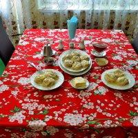 Обед для двоих :: Анатолий Чикчирный