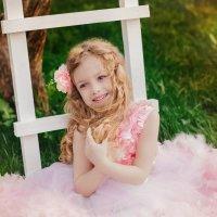 моя маленькая принцесса :: Анастасия Кочеткова