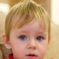 Внучка. :: Геннадий Оробей