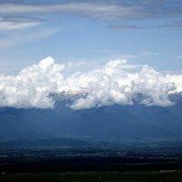 Кавказ над Алазанской долиной :: Елена Познокос