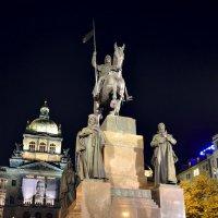 Вацлавская площадь :: Ольга