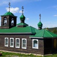 Восстановленная часовня.... :: Светлана Игнатьева