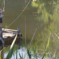 Рыбак :: Лёня Билый