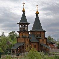 Церковь Успения Пресвятой Богородицы :: Nikolay Monahov