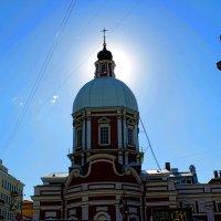 церковь Пантелеимона в Соляном переулке, Санкт-Петербург :: navalon M