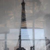 Париж в отражении :: Юля Мельникова