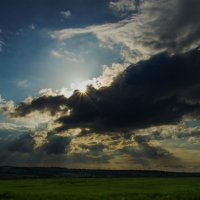 В погоне за облаками :: Виталий Павлов