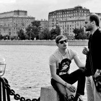 Мысли в слух... :: Sergey Mangust