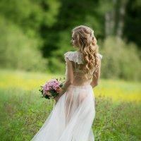 Настенька-утро невесты :: Ярослава Бакуняева